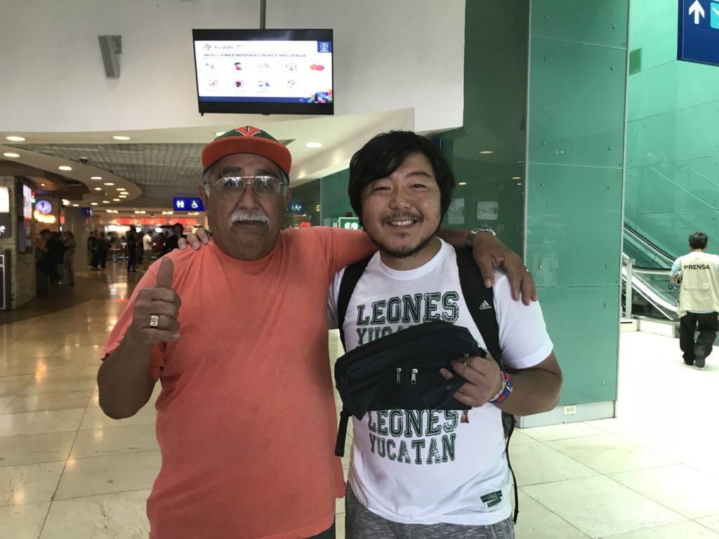メキシコ、メリダでの野球ウィンターリーグのシーズンを終え日本に帰国しました Return from Merida, Mexico