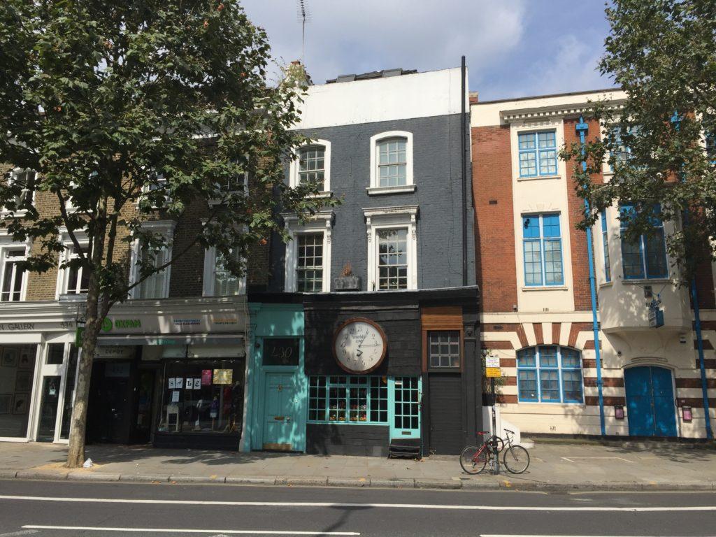 ヴィヴィアン・ウエストウッド ロンドン本店ワールズエンドでの小さな感動 野球界とLGBTQ World's End, Vivienne Westwood London