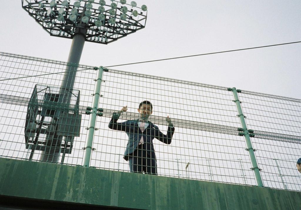 #1日1海外野球 #48 天性の応援部員
